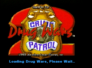 Screenshot Thumbnail / Media File 1 for Drug Wars (1995)(American Laser Games)(US)[!][B1384 CP 000234-2 R70]